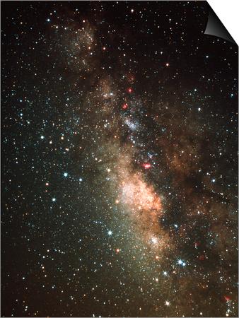 The Milky Way Prints by John Sanford