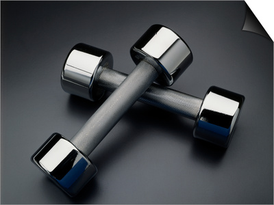 Hand Weights Posters