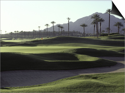 La Quinta Golf Course, la Quita, California, USA Prints