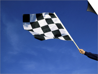 The Checkered Flag Prints