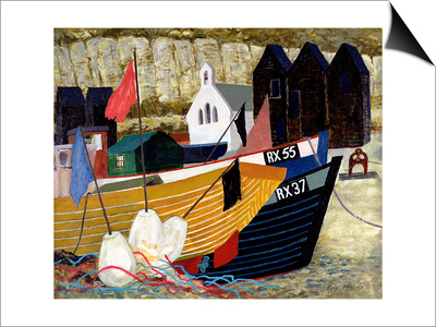 Hastings Remembered Prints by Eric Hains