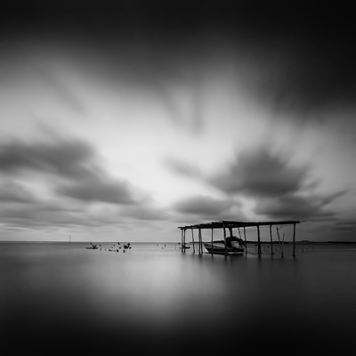 Calmness Photographic Print by Tuan Azizi