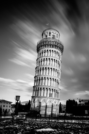 Leaning Tower of Pisa Photographic Print by Hak Liang Goh
