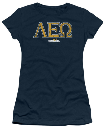 Juniors: Old School - Leo T-shirts