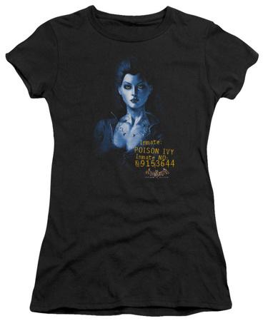 Juniors: Batman Arkham Asylum - Arkham Poison Ivy T-shirts