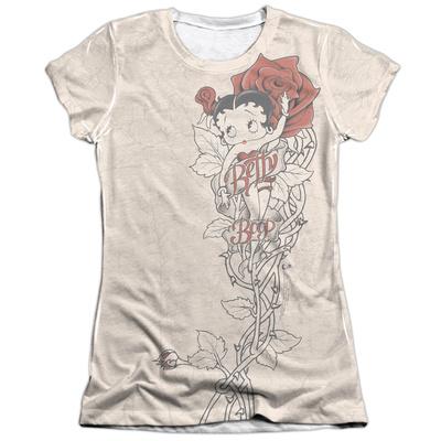 Juniors: Betty Boop – Thorn Boop T-Shirt