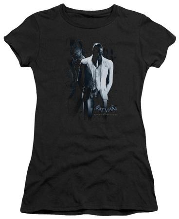 Juniors: Batman Arkham Origins - Black Mask T-shirts