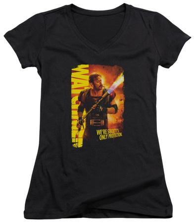 Juniors: Watchmen - Smoke Em V-Neck Womens V-Necks