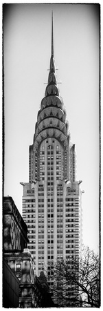 Door Posters - Top of the Chrysler Building - Manhattan - New York City - United States Photographic Print by Philippe Hugonnard