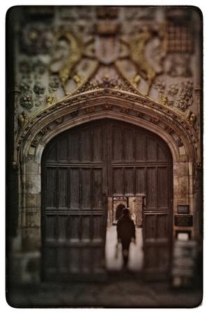 Cambridge University Photographic Print by Tim Kahane
