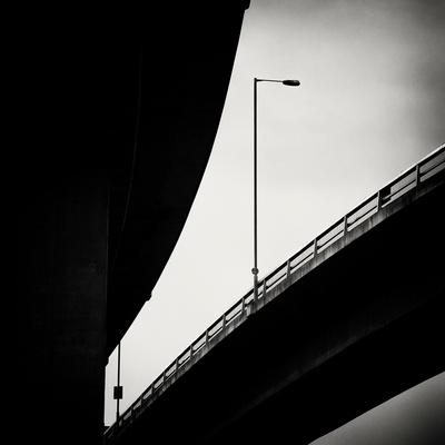 Urban Flyover Photographic Print by Craig Roberts