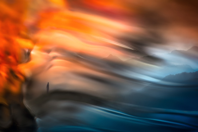 Dream Wanderer Photographic Print by Ursula Abresch