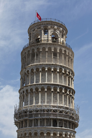 Italy. Tuscany. Pisa. Photographic Print by Buena Vista Images