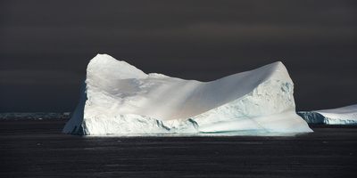 Icebergs in the Antarctic Sound Photographic Print