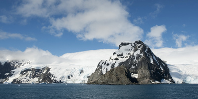 Elephant Island, Point Wild, Antarctica Photographic Print