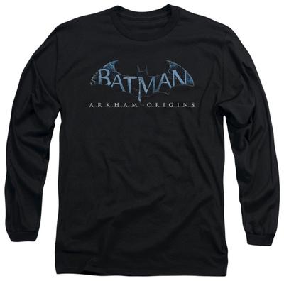 Long Sleeve: Batman Arkham Origins - Logo Long Sleeves