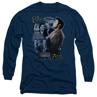 Long Sleeve: Elvis Presley - Tupelo Long Sleeves