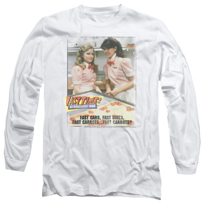 Long Sleeve: Fast Times at Ridgemont High - Fast Carrots Long Sleeves