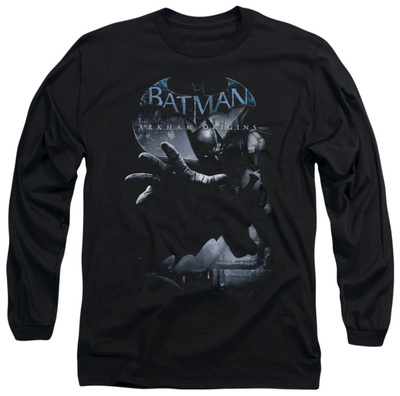 Long Sleeve: Batman Arkham Origins - Out Of The Shadows Long Sleeves