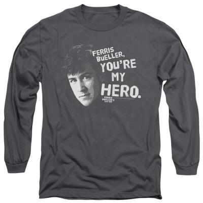 Long Sleeve: Ferris Bueller's Day Off - My Hero Long Sleeves