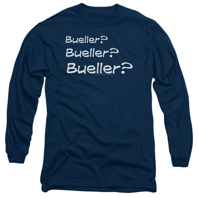 Long Sleeve: Ferris Bueller's Day Off - Bueller Long Sleeves