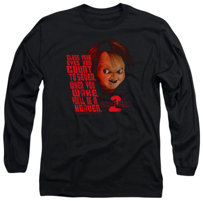Long Sleeve: Childs Play 2 - In Heaven Long Sleeves