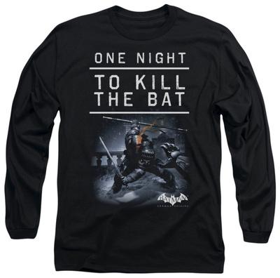 Long Sleeve: Batman Arkham Origins - One Night Long Sleeves