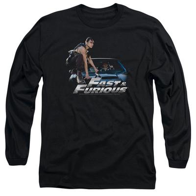 Long Sleeve: Fast & Furious - Car Ride Long Sleeves