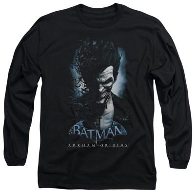 Long Sleeve: Batman Arkham Origins - Joker Long Sleeves