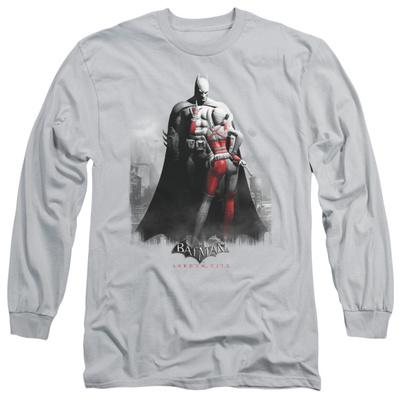 Long Sleeve: Batman Arkham City - Harley And Bats Long Sleeves