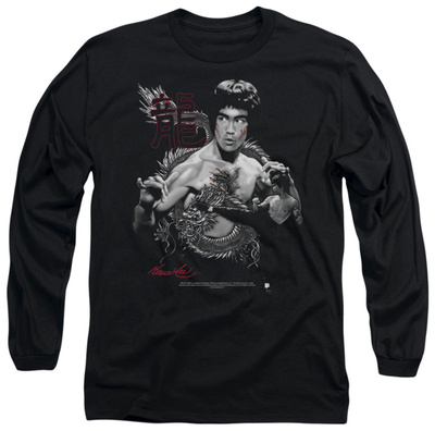 Long Sleeve: Bruce Lee - The Dragon Long Sleeves