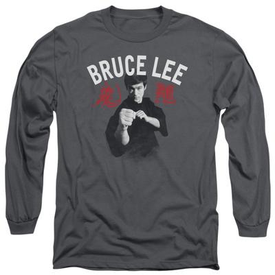 Long Sleeve: Bruce Lee - Ready Shirt