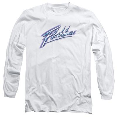 Long Sleeve: Flashdance - Logo Long Sleeves