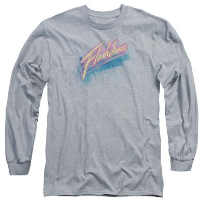 Long Sleeve: Flashdance - Spray Logo Long Sleeves