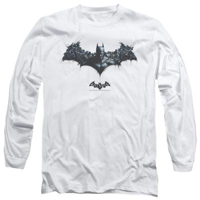 Long Sleeve: Batman Arkham Origins - Bat Of Enemies Long Sleeves