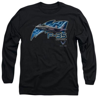 Long Sleeve: Air Force - F35 Long Sleeves