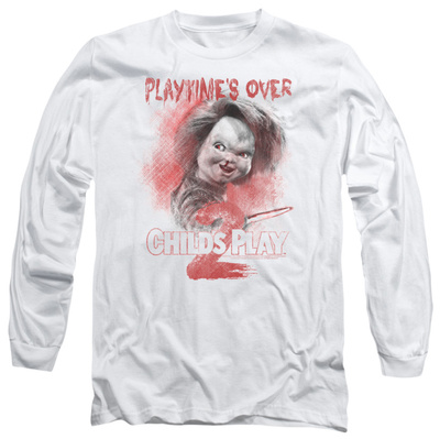 Long Sleeve: Childs Play 2 - Playtimes Over Long Sleeves