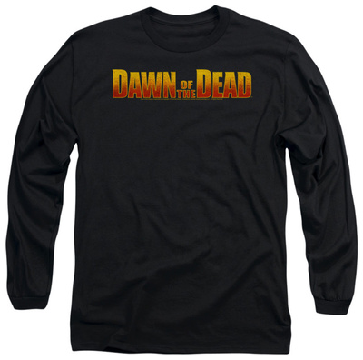 Long Sleeve: Dawn Of The Dead - Dawn Logo Long Sleeves