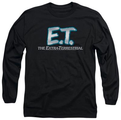 Long Sleeve: E.T. - Logo Long Sleeves