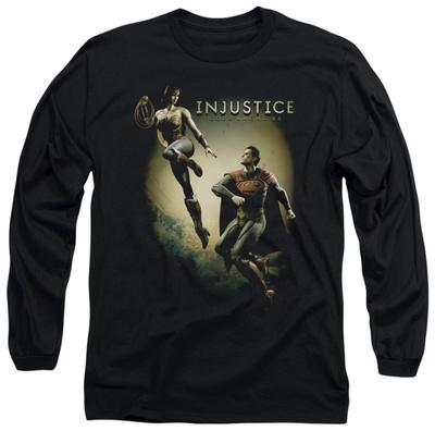 Long Sleeve: Injustice: Gods Among Us - Battle Of The Gods Long Sleeves