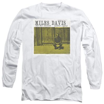 Long Sleeve: Miles Davis - Miles And Milt Long Sleeves