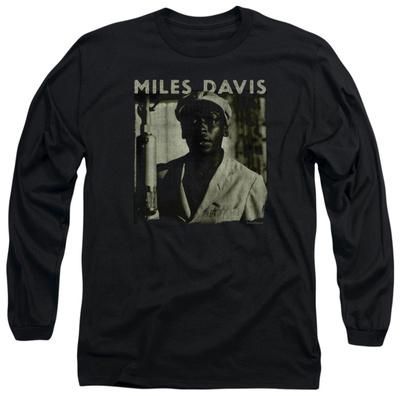 Long Sleeve: Miles Davis - Miles Portrait Long Sleeves