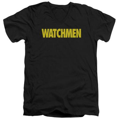 Watchmen - Logo V-Neck V-Necks