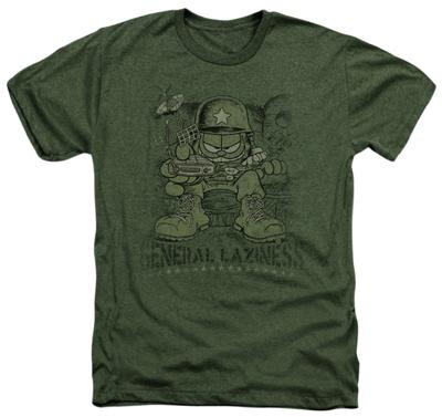 Garfield - General Laziness T-shirts