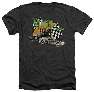 The Munsters - Munster Racing T-Shirt