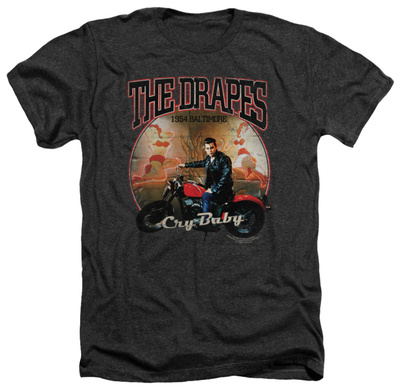 Cry Baby - Drapes T-shirts