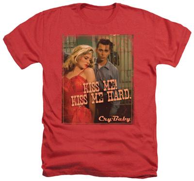 Cry Baby - Kiss Me Shirts