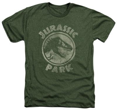 Jurassic Park - JP Stamp Shirts