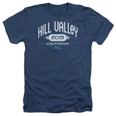 Hill Valley 2015 Back to the Future Day t-shirt celebration Back to the Future 2 II