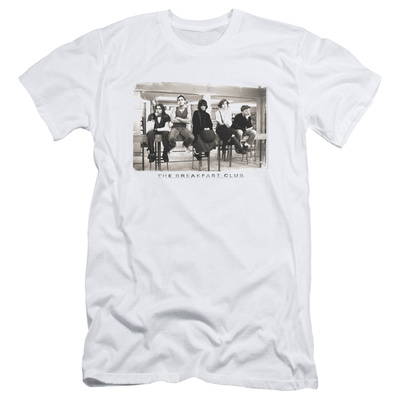 The Breakfast Club - Mugs (slim fit) T-shirts